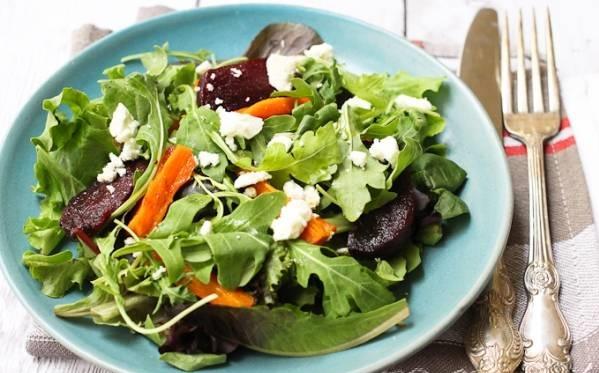 سالاد-سبزیجات