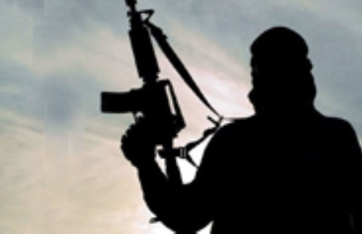 تروریسم ضد انقلاب لب مرز دستگیر شد