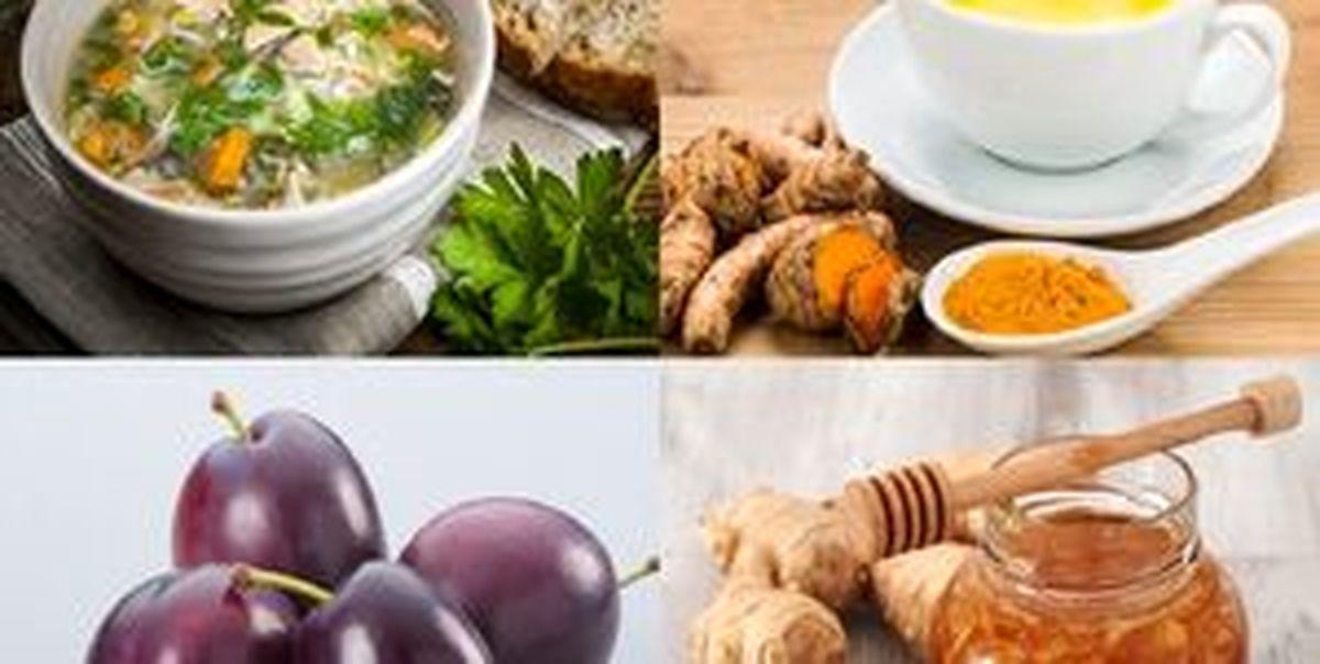 کروناییها بخوانند؛ مبتلایان به کرونا چه غذایی بخورند؟