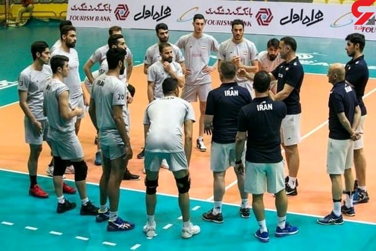 بازی بعدی تیم والیبال ایران با کدام کشور هست؟