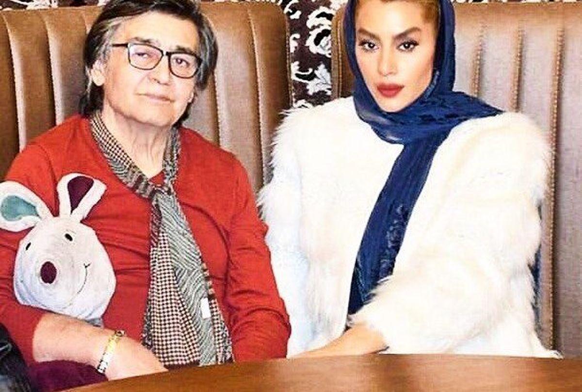 عکس جدید رضا رویگری در کنار همسر دومش