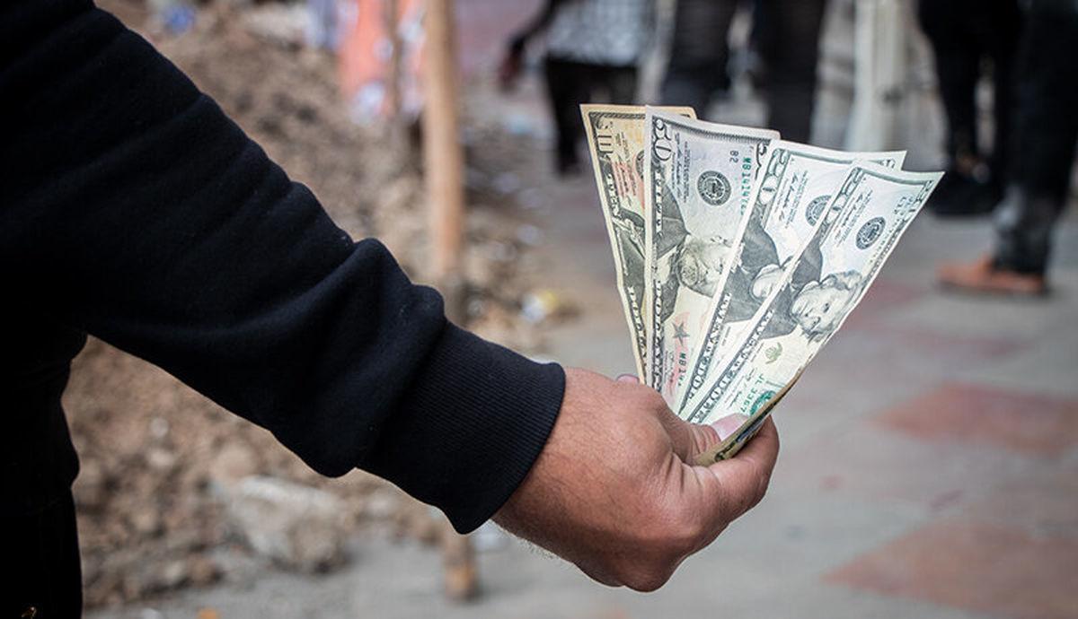 مقاومت قیمت دلار شکسته شد | دلار چند؟