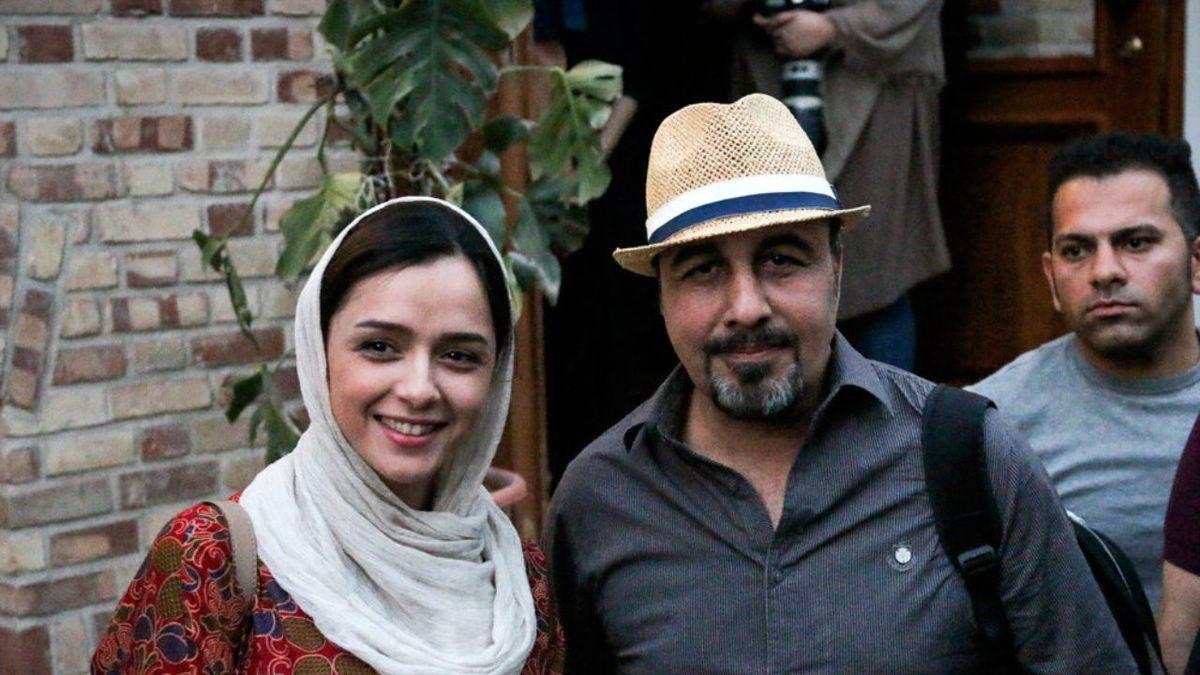عکس دیده نشده از رضا عطاران در آغوش همسرش +تصاویر