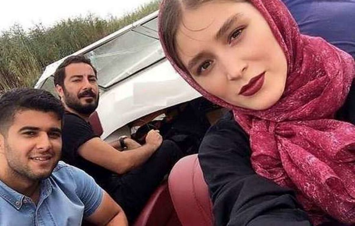 عشق و عاشقی نوید محمدزاده و فرشته حسینی سوژه شد +عکس