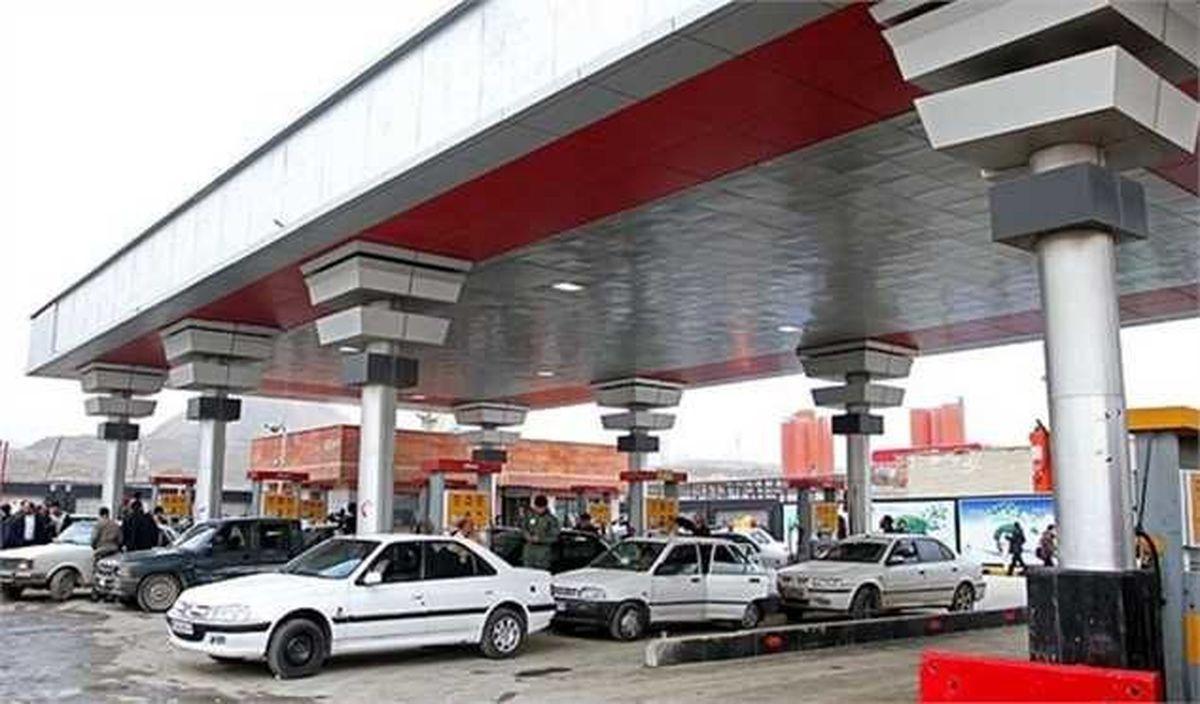 پمپ بنزین ها تعطیل شد؟