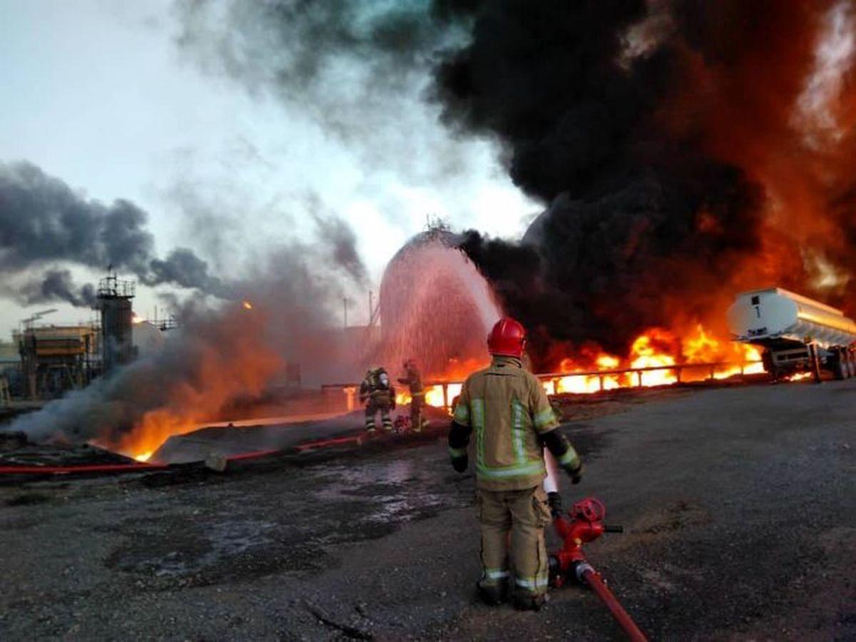 انفجار وحشتناک در بوکان / این خانواده منفجر شدند