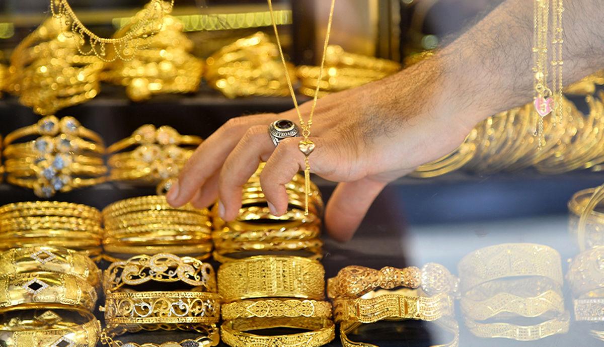 قیمت طلا ارزان شد/تازه عروس و دامادها بخوانند