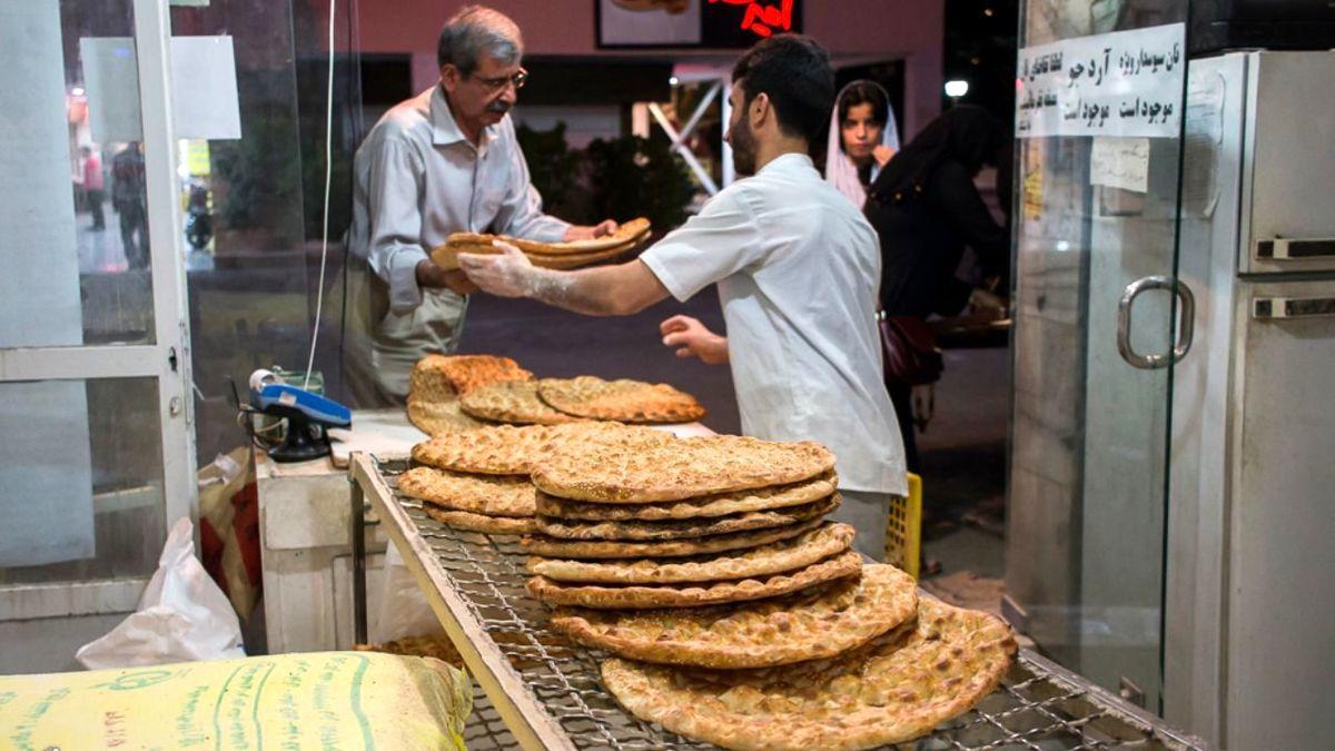قیمت نان گران نمی شود/گرانی نان را گزارش دهید
