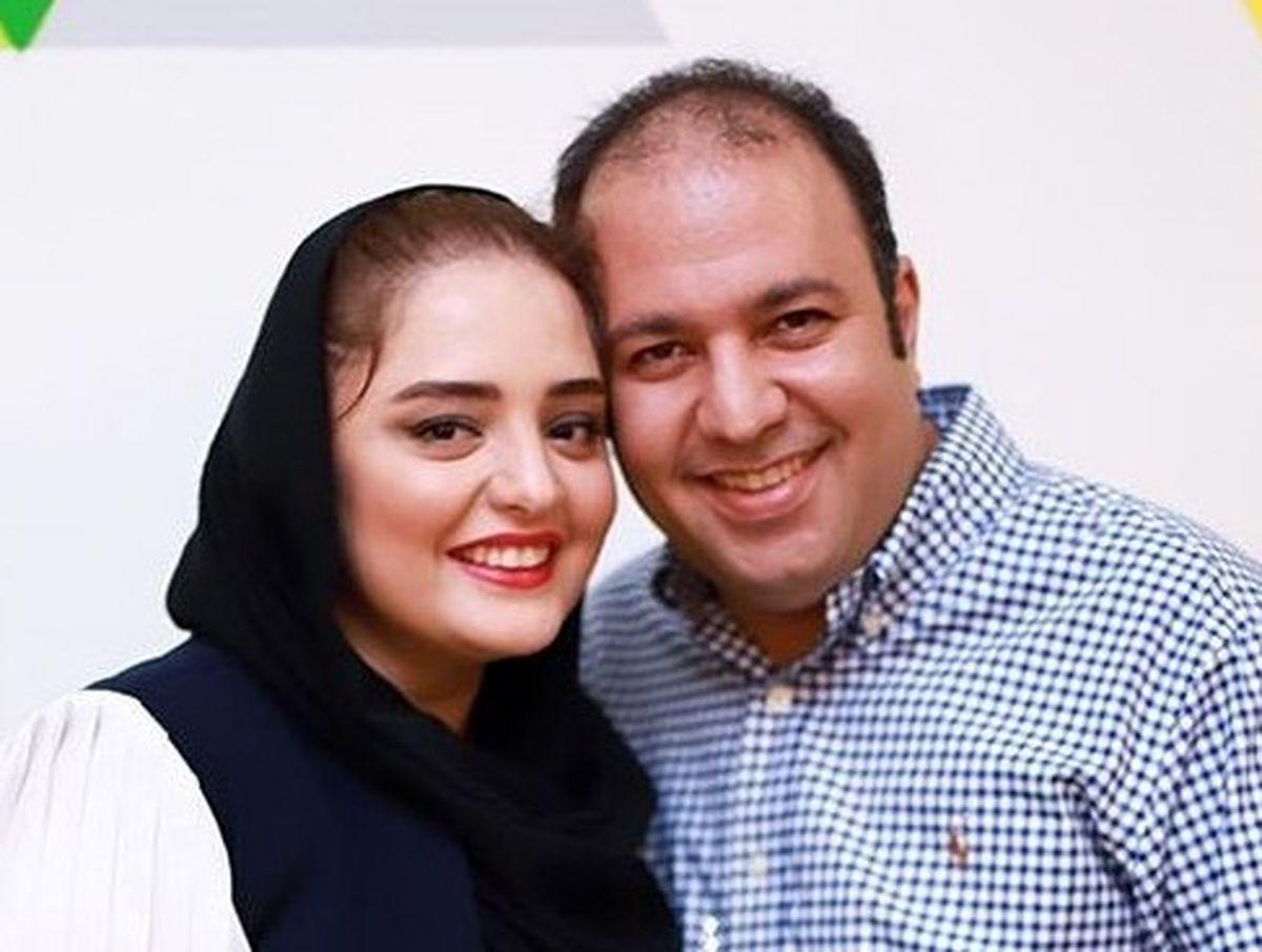 عکس علی اوجی و مادر زنش در رستوران +تصاویر دیده نشده