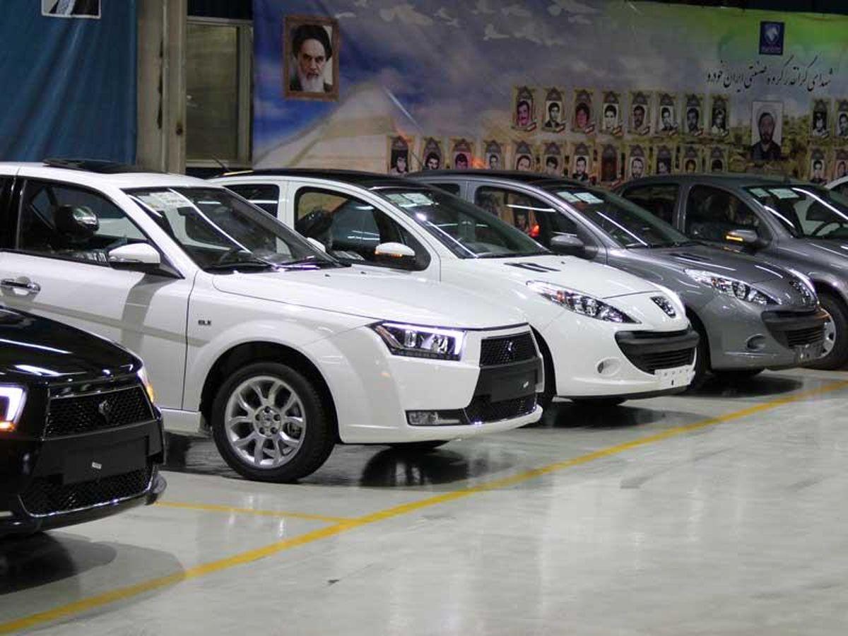 آخرین قیمت خودروهای پرفروش در بازار؛ دنا 325 میلیون شد!