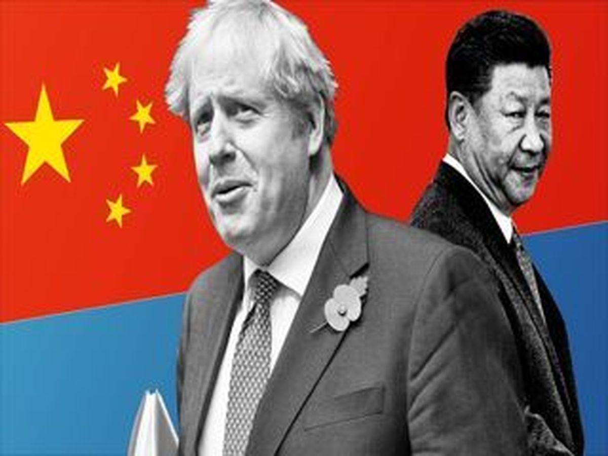 تحریمهای دردآور چین علیه انگلیس