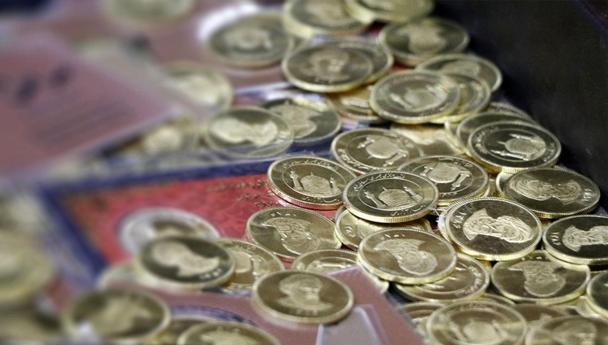 آخرین قیمت سکه 17 اسفند99/ نوسانات ناگهانی قیمت سکه روزهای پایانی سال!+جزئیات مهم