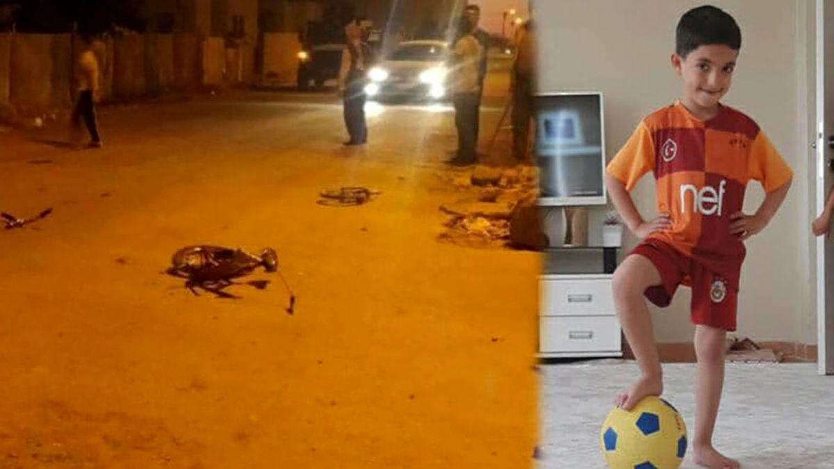 مرگ دلخراش کودک 7 ساله در خیابان؛ پلیس او را مقصر دانست +عکس
