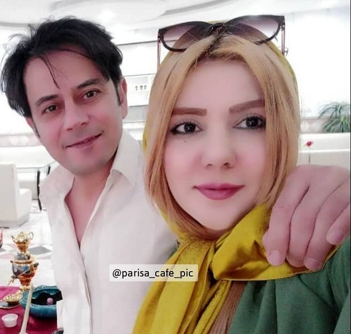 زن سوم رحیم نوروزی و علت طلاق از همسر سابقش! +عکس