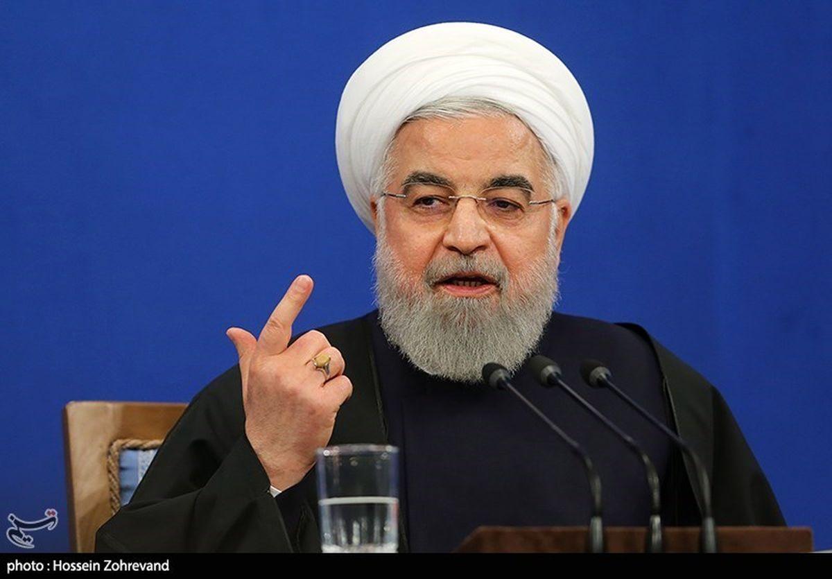 روحانی :خبرهای مهمی در راه است/تحریم ها شکسته شد