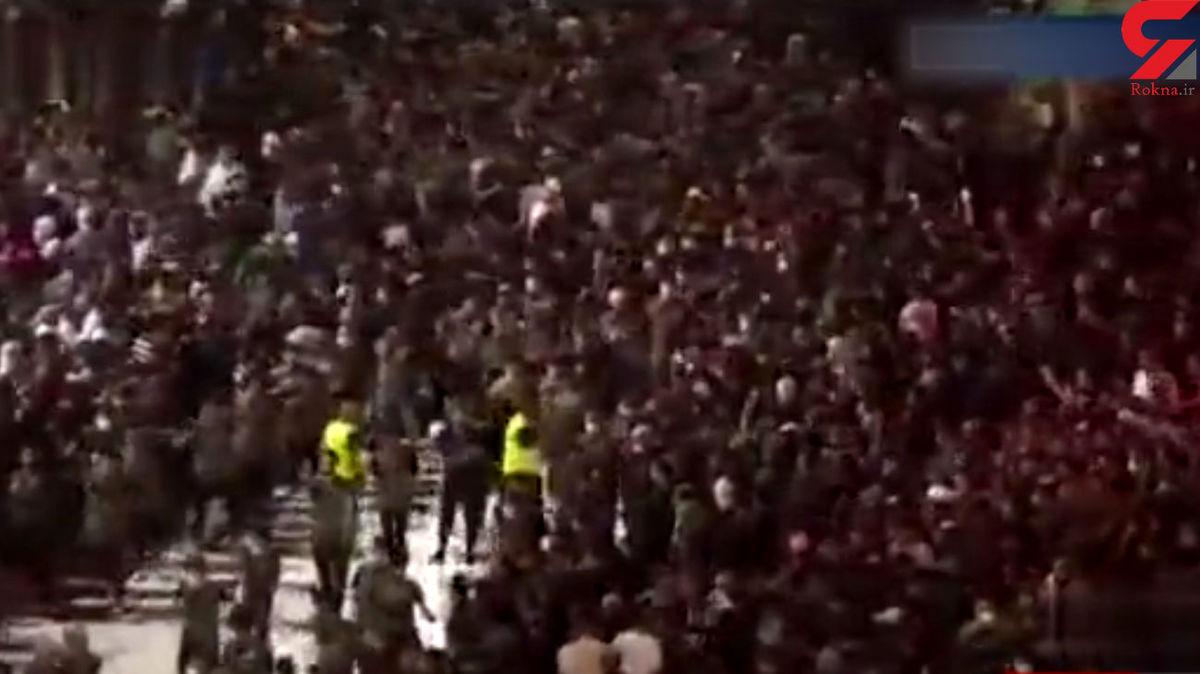فوت 1 زائر ایرانی اربعین و 36 مجروح در تجمعات پشت مرزهای عراق