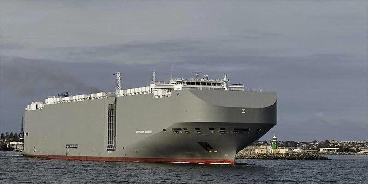 کشتی اسرائیلی در عمان مورد حمله قرار گرفت