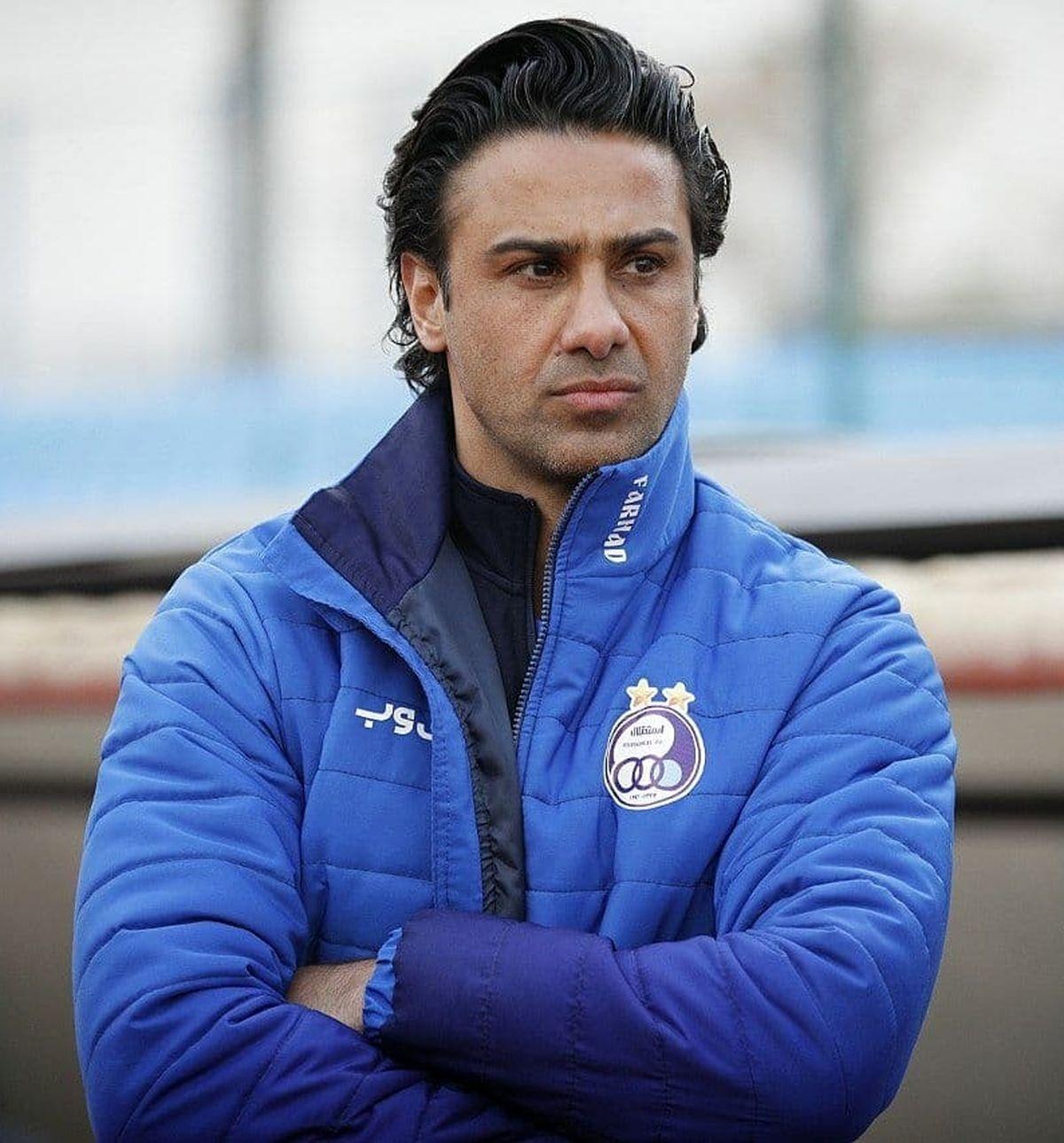 فرهاد مجیدی از فوتبال منع شد | جزئیات حکم فرهاد مجیدی