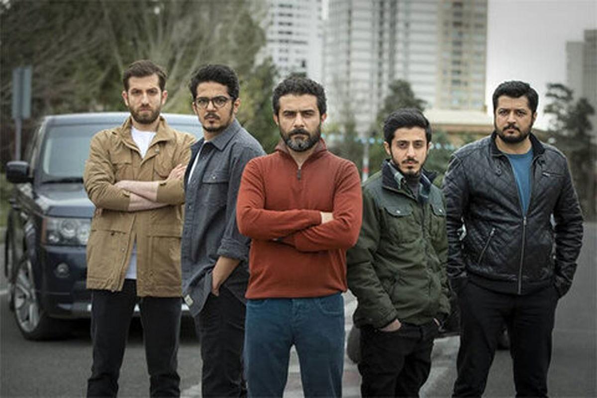 بازیگران سریال گاندو در پیاده روی اربعین   تصاویر دیده نشده