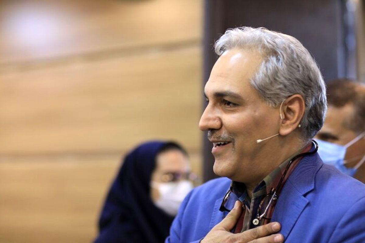 عکس مهران مدیری در بنز گران قیمت و میلیاردی اش +عکس دیده نشده
