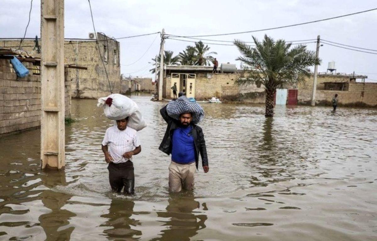 اخطاریه سازمان هواشناسی درباره آبگرفتگی معابر در 13 استان کشور