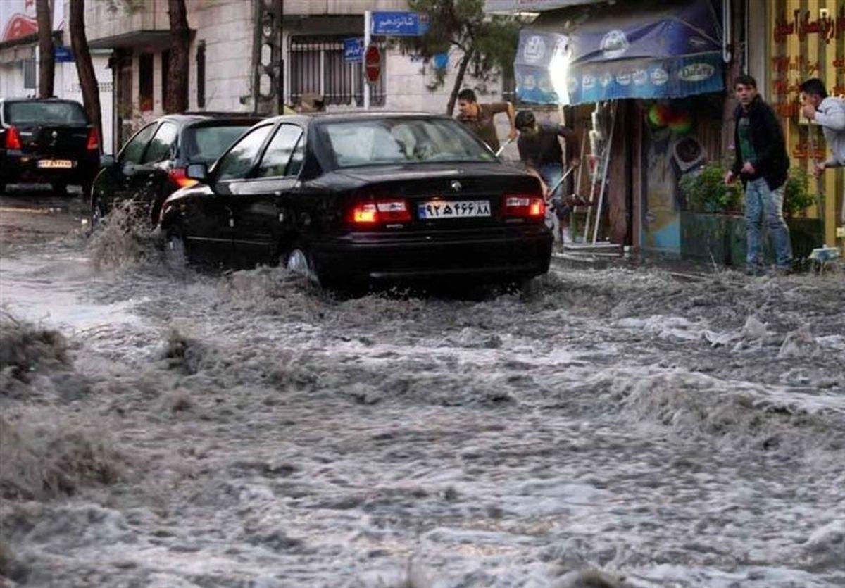هشدار سیلاب ناگهانی در 12 استان؛ سرما نیمی از کشور را فرا می گیرد