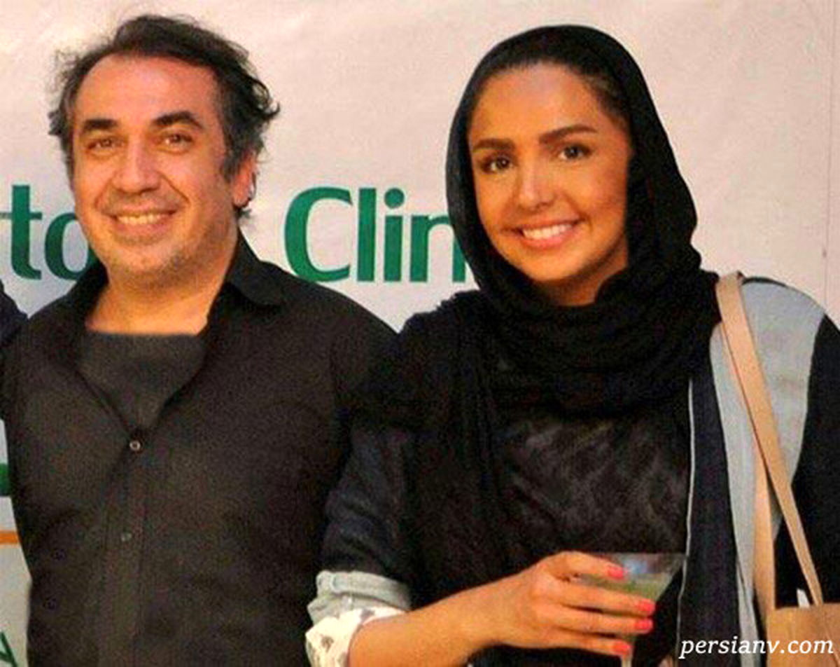 ماجرای طلاق جنجالی سیامک انصاری از همسرش +تصاویر دونفره