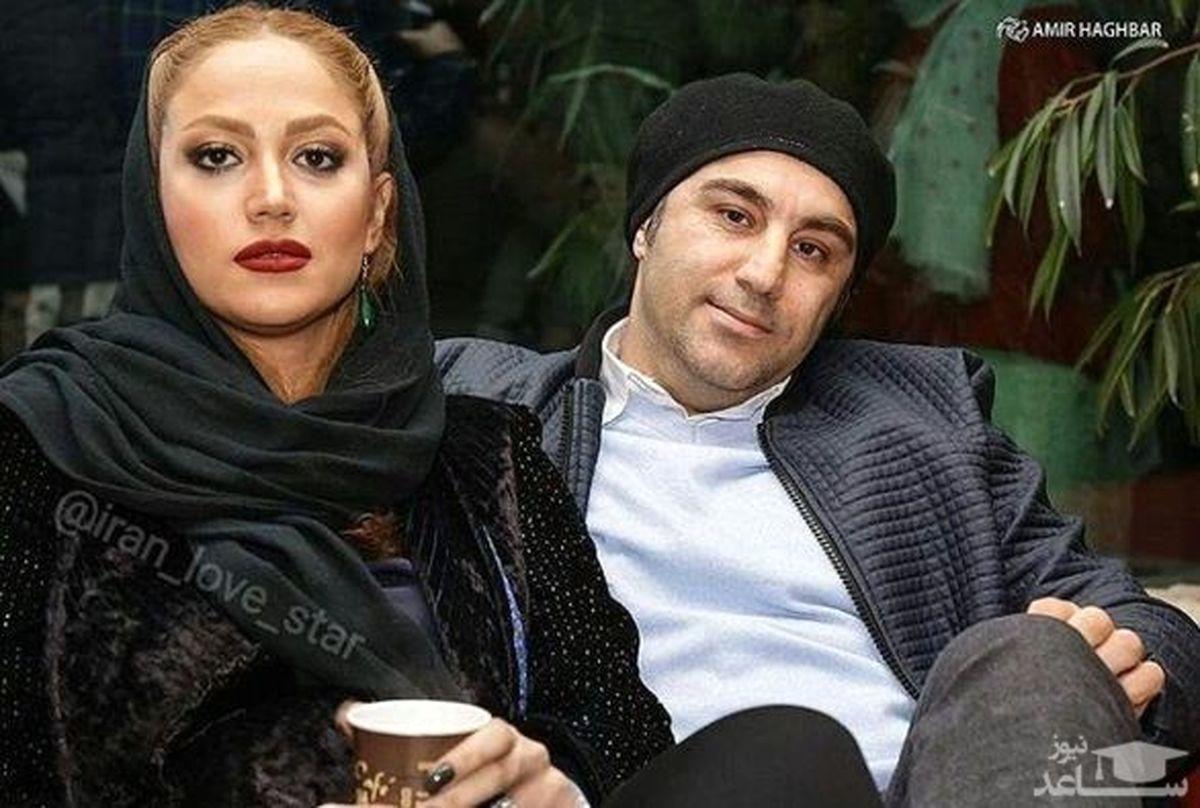 عکس لورفته از محسن تنابنده و همسرش در کانادا +تصاویر دیده نشده