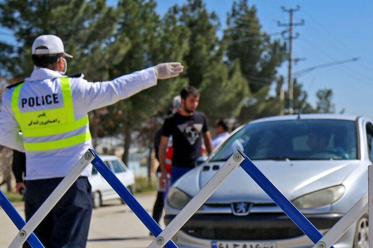 پلیس راهور خبر داد؛ چند هزار خودرو در تعطیلات اخیر جریمه شدند؟